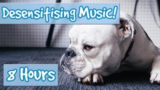 Download DOG DESENSITISATION MUSIC! to help train your dog, improve behaviour. Sound effects included Video