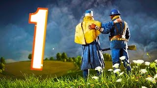 Download Battlefield 1 - Random & Funny Moments #21 (Human Cannon, Spawn Fails!) Video