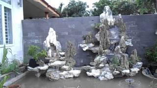 Download Non Bộ Đẹp nhà A Đông - C Thủy ( T.T Ngãi Giao) Video