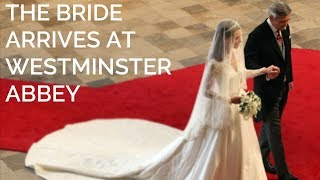 Download Catherine Middleton walks down the aisle Video