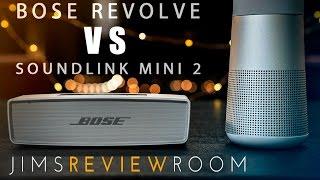 Download Bose Revolve (2017) VS Soundlink Mini 2 (2015) - COMPARED Video