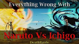 Download Everything Wrong With ScrewAttack's Naruto Vs Ichigo Death Battle Video