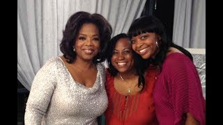 Download Quencie Talks to Oprah Winfrey & Gayle King Video