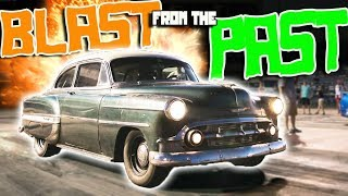 Download Hellcat KILLER! | 1953 Belair Sleeper Video