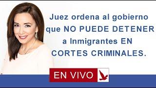 Download Juez ordena NO detener a Inmigrantes en corte criminales Video