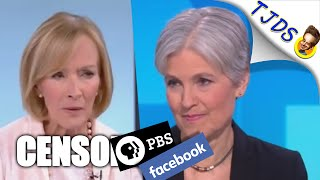 Download Facebook Joins PBS In Censoring Jill Stein Interview Video
