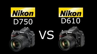 Download Nikon D750 vs Nikon D610 en Español | VS Digital Video