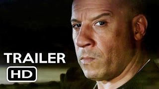 Download The Fate of the Furious Official Trailer #1 (2017) Vin Diesel, Dwayne Johnson Action Movie HD Video