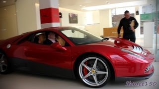 Download Ferrari SP12 EC - Eric Clapton's £3m 458 in London Video