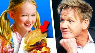 Download 15 Times Gordon Ramsay Actually LIKED THE FOOD! (Part 2) Video
