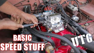 Download Tuning Vacuum Secondary Carbs Video