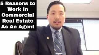 Download 5 Reasons To Work In Commercial Real Estate as an Agent Video