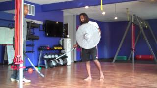 Download African Sword and Shield (Tahtib Flow Drill) Video