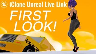 Download Unreal Engine 4 Live Link Plug-in for iClone FIRST lOOK ( review ) Video
