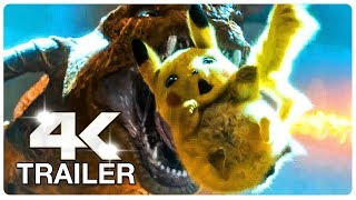 Download POKEMON Detective Pikachu Trailer (4K ULTRA HD) NEW 2019 Video