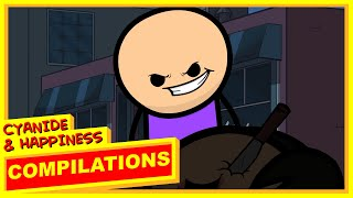 Download Cyanide & Happiness Compilation - #23 Video