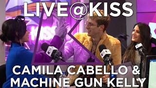 Download Camila Cabello & Machine Gun Kelly talk Bad Things, bald heads & more! Video