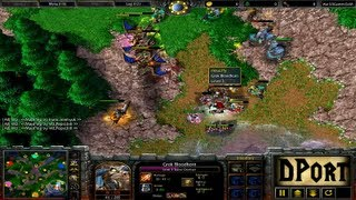 Download WarCraft 3: 3v3 ToD + Sky + Infi (HU) vs Fly + FoCus + minhyuk (OC) Video