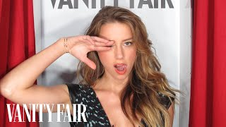 Download Amber Heard Talks About Hollywood & Admiring Angelina Jolie - @VFHollywood Video