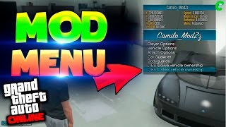 Download MOD MENU ``TESSERACT 1.5´´ [NUEVA OPCIÓN DE DAR Y QUITAR COCHES A JUGADORES] | HACKS GTA 5 Video