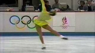 Download Nancy Kerrigan (USA) - 1992 Albertville, Ladies' Original Program Video