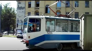 Download Trams of Moscow in HD 2009 (Московские Трамваи 2009) Video