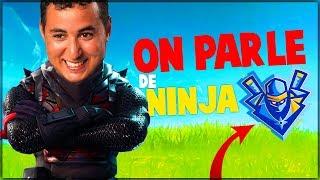 Download ON PARLE DE NINJA ! (ft. Mickalow) ► FORTNITE Video