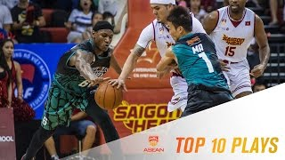 Download 2016-2017 ASEAN Basketball League | Top 10 Plays - Week 4 Video