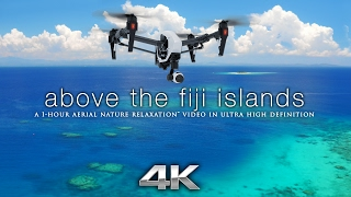 Download ″Above the Fiji Islands″ Aerial Nature Relaxation™ Ambient Film w/ Music by Darshan Ambient -Slow-TV Video