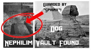 Download Nephilim Vault found just behind Sphinx! 7 Gigantic Coffins! All hushed up. Coffins 'missing'! Video