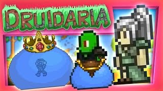 Download Terraria #42 - We Fight King Slime Video