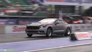 Download FASTEST 2015 IRS Mustang in the WORLD Nears the 8s Video