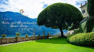 Download Villa del Balbianello, Lake Como film in 4K UHD Video