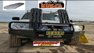 Download Super Cheap Auto Ridge Ryder Recovery Tracks - Sand Test Video