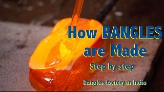 Download How Bangles are Made Documentry | The Glass Industry | Ankit azad Video