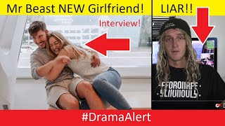 Download MrBeast talks to me about his GIRLFRIEND! #DramaAlert Joogsqaud confirmed LIAR! Video