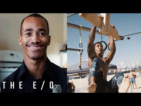 Davyon Hancox: Ninja Athlete Working as an EMT  | The E/O