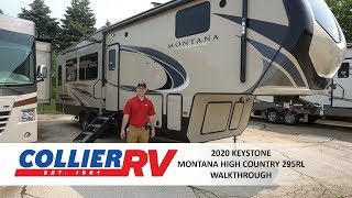 Download SOLD 2020 Keystone Montana High Country 295RL Walkthrough Video