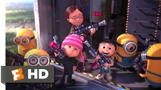 Download Despicable Me 2 (10/10) Movie CLIP - Battling the Minions (2013) HD Video