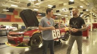 Download Garage Tours 302: JR Motorsports Video