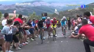 Download Etapa 14 Ultimos kilometros Santander-La Camperona Vuelta a España 2014 Video