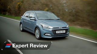 Download Hyundai i20 car review Video