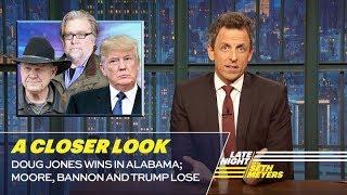Download Doug Jones Wins in Alabama; Moore, Bannon and Trump Lose: A Closer Look Video