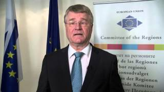 Download EU Committee of the Regions President Markku Markkula on Multi-Level Governance in the EU Video