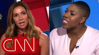 Download CNN panelist: Don't speak to me like that Video