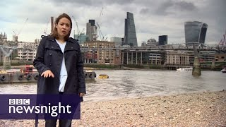 Download What would Brexit mean for the City and finance? BBC Newsnight Video