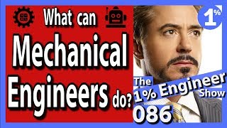 Download What Do Mechanical Engineers Do? Where do Mechanical Engineers Work? Video
