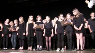Download Youth Choirs in Movement 2013 - Final Concert I - The Mock Turtle's Song Video