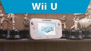 Download Wii U - Sports Connection Trailer Video