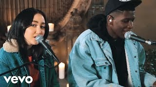 Download Noah Cyrus, Labrinth - Make Me (Cry) [Acoustic Performance] ft. Labrinth Video